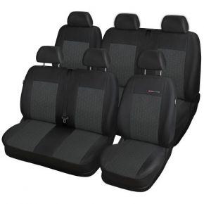 Housse de siège auto pour VOLKSWAGEN  VOLKSWAGEN  T-5 (1+2; 1+2)