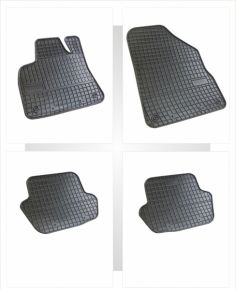 Tapis de voiture pour CITROEN DS5 4 pcs 2011-
