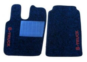 TAPIS EN TEXTILE SCANIA série 4 depuis 1996, nízka cabine