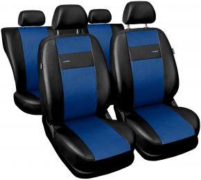Housse de siège universelle X-Line bleu