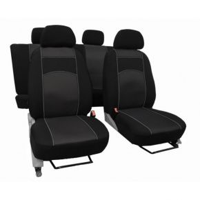 Housse de siège de voiture sur mesure Vip AUDI A4 B6 (2000-2006)