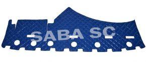 COUVERT EN CUIR DE TABLEAU DE BORD  SCANIA série R depuis 2009