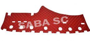 COUVERT EN CUIR DE TABLEAU DE BORD SCANia série R depuis 2004IA