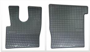 Tapis de voiture pour DAF XF EURO 6 2 pcs 2014-