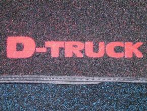 TAPIS CENTRAL SCANIA série R depuis 2009, manual CLASSIC