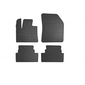 Tapis de voiture pour OPEL GRANDLAND X 4 pcs 2017-up