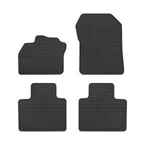 Tapis de voiture pour RENAULT ZOE 4 pcs 2012-up