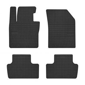 Tapis de voiture pour VOLVO XC60 II 4 pcs 2017-up