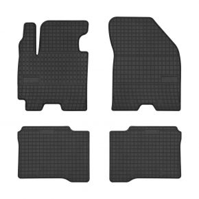Tapis de voiture pour SUZUKI SWIFT IV 4 pcs 2017-up