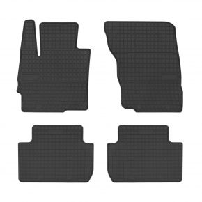 Tapis de voiture pour MITSUBISHI ECLIPSE CROSS 4 pcs 2017-up