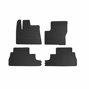 Tapis de voiture pour CITROEN BERLINGO III MULTISPACE 4 pcs 2018-up