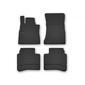 Tapis de voiture pour MERCEDES S-CLASS W222 SEDAN LONG 4 pcs 2013-up