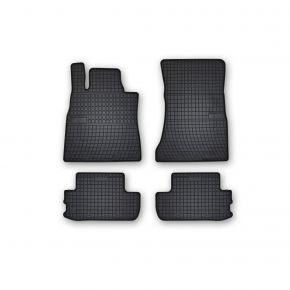 Tapis de voiture pour MERCEDES S-CLASS W222 COUPE 4 pcs 2013-up