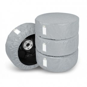 Lot des housse pour roues et pneus SEASON 4 67-73 cm