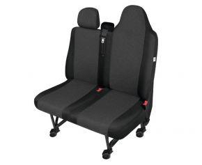 Copri sedili su misura Tailor Made DV2 pre OPEL VIVARO (2014→)