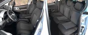Copri sedili su misura Tailor Made pre CITROEN BERLINGO II Multispace 5p. (2008-2018)