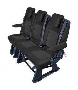 Copri sedili su misura Tailor Made pre Ford Transit Custom -2018