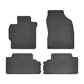 Tapis de voiture pour TOYOTA COROLLA X E14, E15 4 pcs 2006-2013