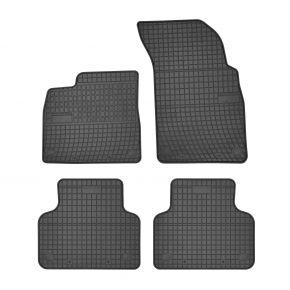 Tapis de voiture pour AUDI Q7 II 4 pcs 2015-