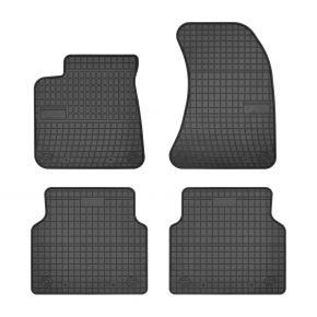 Tapis de voiture pour AUDI A8 D4 4 pcs 2010-