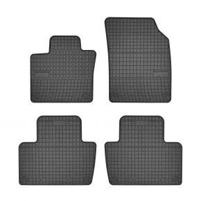 Tapis de voiture pour VOLVO XC90 II 4 pcs 2015-up