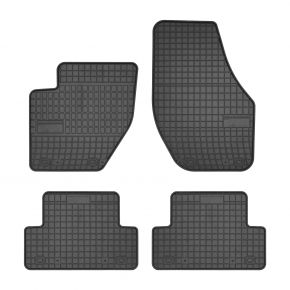Tapis de voiture pour VOLVO V40 II CROSS COUNTRY 4 pcs 2013-up