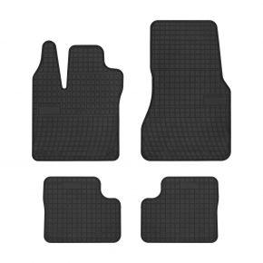 Tapis de voiture pour RENAULT TWINGO III 4 pcs 2014-up