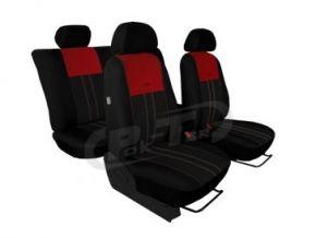 Housse de siège de voiture sur mesure Tuning Due FIAT IDEA Multijet (2004-2012)