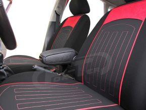 Housse de siège de voiture sur mesure Matelassé HYUNDAI i30 CW (2007-2012)