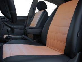 Housse de siège de voiture sur mesure Cuir - Imprimé SUZUKI SAMURAI