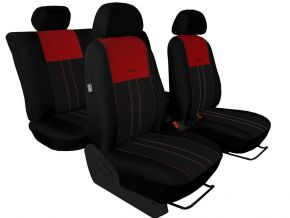 Housse de siège de voiture sur mesure Tuning Due AUDI A4 B6 (2000-2006)