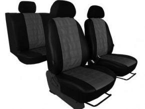 Housse de siège de voiture sur mesure Cuir - Imprimé SEAT ALHAMBRA