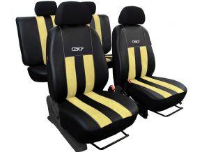 Housse de siège de voiture sur mesure Gt FIAT 500L