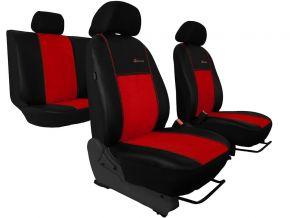 Housse de siège de voiture sur mesure Exclusive AUDI Q7 II 7p. (2015-2020)