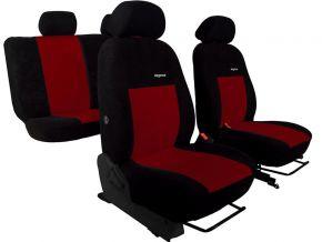 Housse de siège de voiture sur mesure Elegance FORD TRANSIT CUSTOM Cabine double (6 personnes)