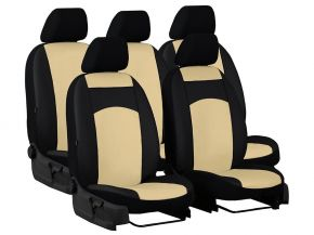 Housse de siège de voiture sur mesure Cuir CITROEN BERLINGO XTR III 5x1 (2018-2019)