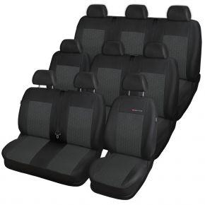 Housse de siège auto pour RENAULT TRAFIC ans 2001-2014 9p.