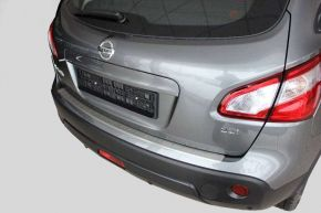 Protection pare choc voiture pour Nissan Qashqai + 2 -2010