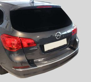 Protection pare choc voiture pour Opel Astra IV J HB -2009