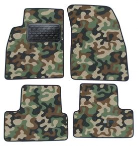 Army car mats Chevrolet Cruze  2008-up  4ks