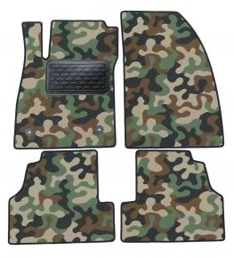Army car mats Chevrolet Trax/Mokka  2013 4ks