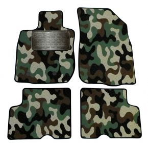 Army car mats Dacia Duster / LOGAN   2010-2014