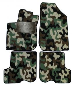 Army car mats Dacia Sandero Stepway 2012-up