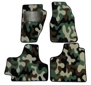 Army car mats Dodge Nitro 2007-2012
