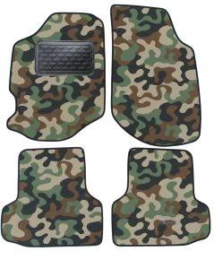 Army car mats Ford Escort 1996-2000-4ks