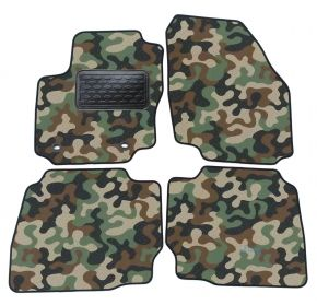 Army car mats Ford Mondeo  2007-2015  4ks