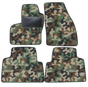 Army car mats Ford Kuga 2008-2012 4ks
