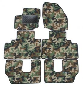 Army car mats Ford GALAXY /ALHAMBRA/2006-up