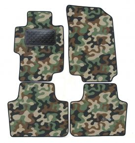 Army car mats Honda Accord 2003-2008 4ks