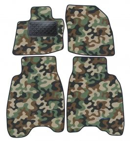 Army car mats Honda Civic 3D/ 5D  2007-2012 4ks